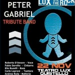 Peter Gabriel tribute band live